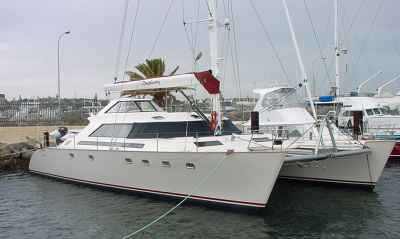 Multihull Sailboats - 56' Cruising Design